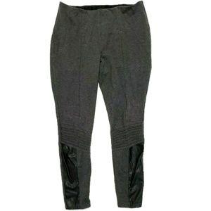 Lysse Pants Skinny Leggings Moto Faux Leather